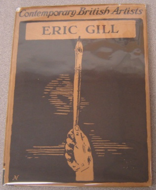 Image for Contemporary British Artists: Eric Gill