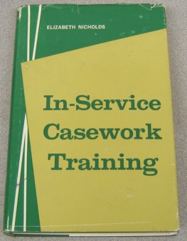 Image for In-Service Casework Training