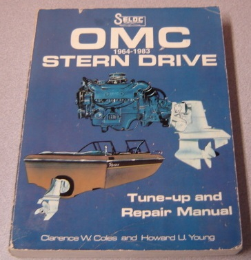 Image for Seloc's OMC Stern Drive: Tune-Up and Repair Manual 1964-1983