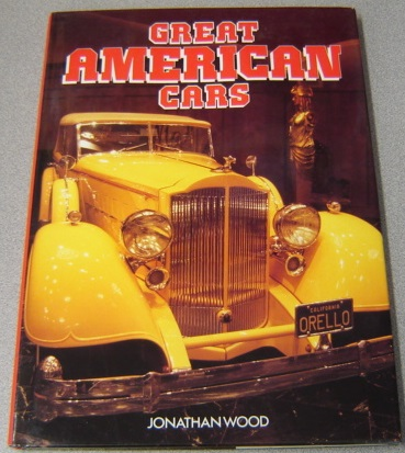 Image for Great American Cars