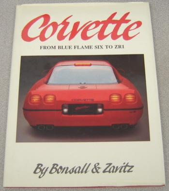 Image for Corvette: From Blue-flame Six To Zr1, The Complete Story