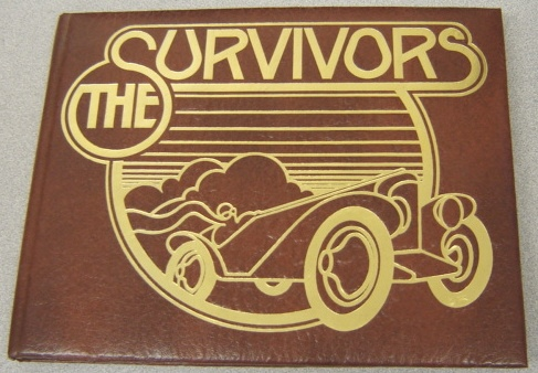 Image for The Survivors Series: European Classic Cars; Signed