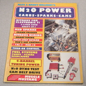 Image for Alex & Nancy Walordy's N2o Power Carbs Sparks Cams