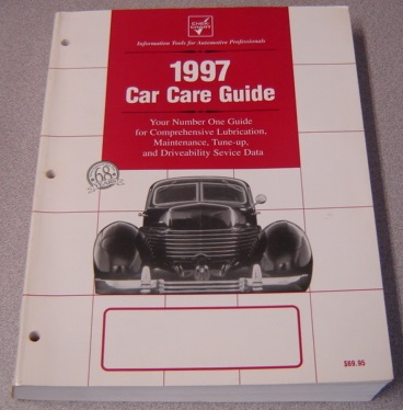 Image for 1997 Chek-chart Car Care Guide