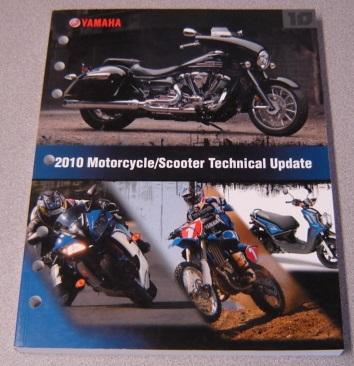 Image for Yamaha 2010 Motorcycle / Scooter Technical Update (LIT-17500-MC-10)