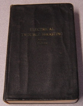 Image for Electrical Trouble Shooting On The Motor Car, Fourth Edition