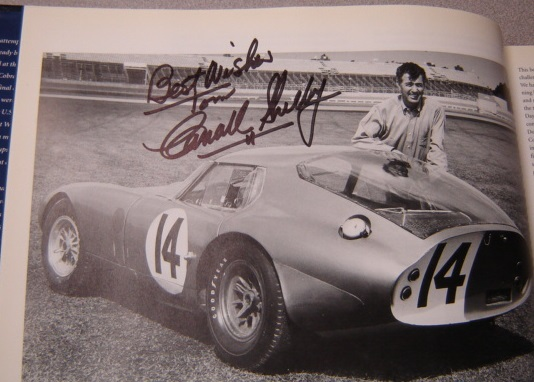 Image for Daytona Cobra Coupes: Carroll Shelby's 1965 World Champions; Signed (Multiple Signatures)