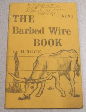 Image for The Barbed Wire Book