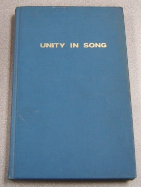 Image for Unity In Song