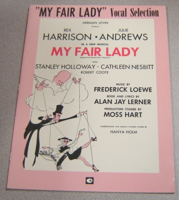 Image for My Fair Lady: Vocal Selection