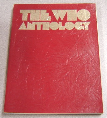 Image for The Who Anthology