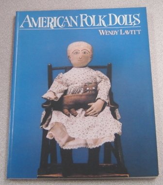 Image for American Folk Dolls, Signed