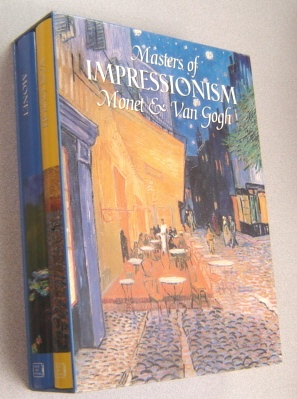 Image for Masters Of Impressionism: Monet & Van Gogh, 2 Volume Set In Slipcase