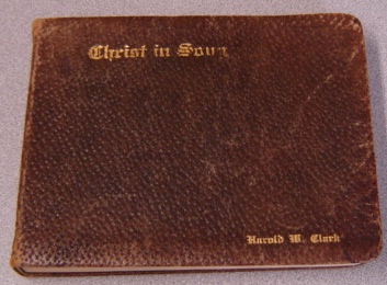 Image for Christ In Song (Revised & Enlarged) For All Religious Services: Nearly One Thousand Best Gospel Hymns, New & Old