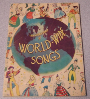 Image for Treasure Chest of World Wide Songs