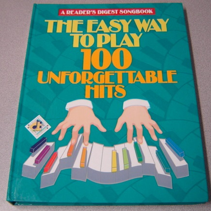 Image for The Easy Way to Play: 100 Unforgettable Hits (Reader's Digest Songbook Ser.)