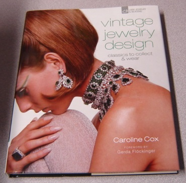 Image for Vintage Jewelry Design: Classics to Collect & Wear (Vintage Fashion Series)