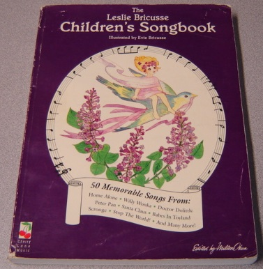 Image for The Leslie Bricusse Children's Songbook