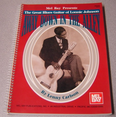 Image for Away Down In The Alley: The Great Blues Guitar Of Lonnie Johnson