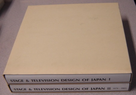 Image for Stage & Television Design of Japan I & II, 2 Volume Set