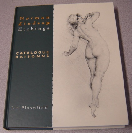 Image for Norman Lindsay Etchings : Catalogue Raisonne