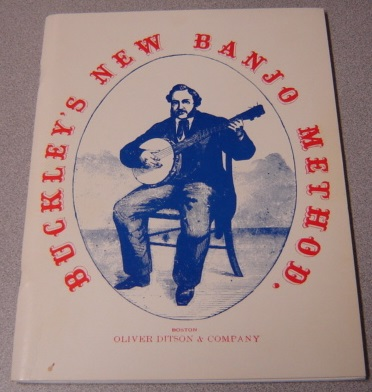 Image for Buckley's New Banjo Method Book