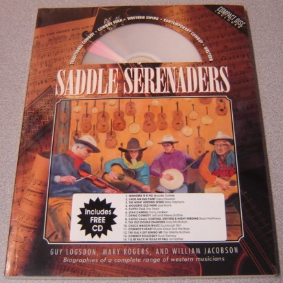 Image for Saddle Serenaders with CD