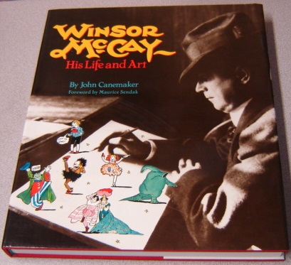 Image for Winsor McCay: His Life And Art; Signed