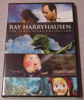 Image for Ray Harryhausen: The Early Years Collection