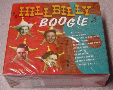 Image for Hillbilly Boogie [Box Set]