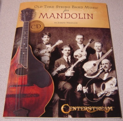 Image for Old Time String Band Music for Mandolin