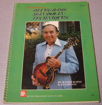 Image for Mel Bay Presents Bluegrass Mandolin Techniques