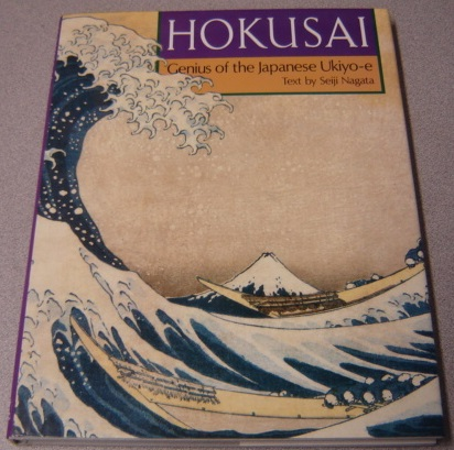 Image for Hokusai: Genius of the Japanese Ukiyo-E