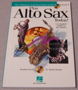Image for Play Alto Sax Today! - Level 1: Play Today Plus Pack