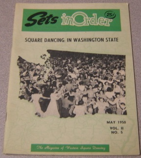 Image for Sets in Order: The Magazine of Square Dancing, Volume 2 #5, May 1950