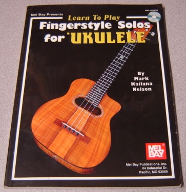 Image for Mel Bay Presents Learn To Play Fingerstyle Solos For Ukulele
