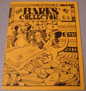 Image for The Barks Collector #42, Spring 1990
