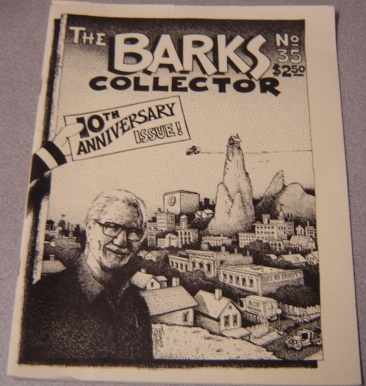 Image for The Barks Collector #35, Fall 1986