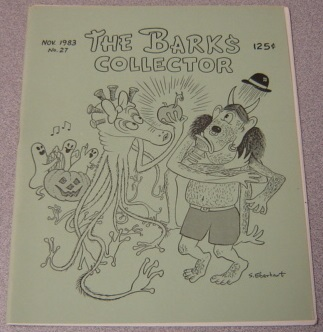 Image for The Barks Collector #27, November 1983