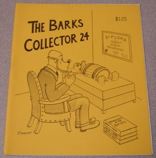 Image for The Barks Collector #24, February 1983