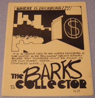 Image for The Barks Collector #23, October 1982