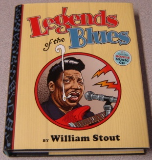 Image for Legends of the Blues, with unopened CD