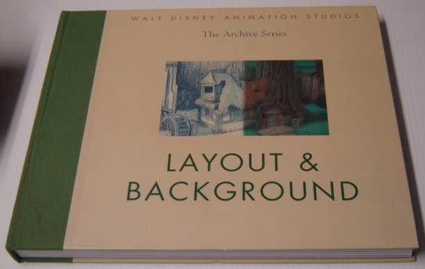 Image for Walt Disney Animation Studios: The Archive Series, Layout & Background