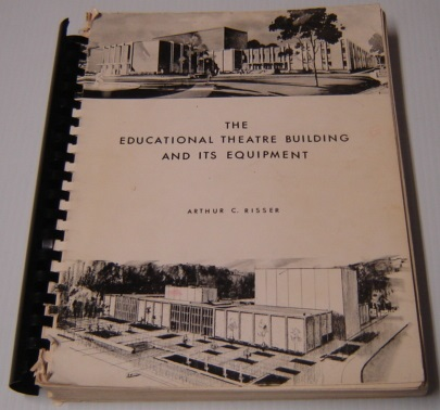 Image for The Educational Theatre Building and its Equipment