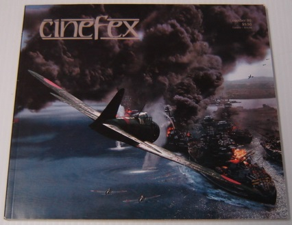 Image for Cinefex #86, July 2001, The Journal Of Cinematic Illusions