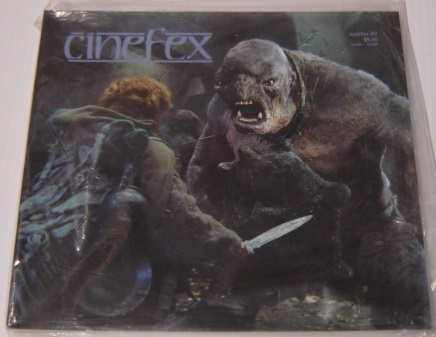Image for Cinefex Magazine #89, April 2002