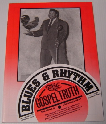 Image for Blues & Rhythm, The Gospel Truth, Issue Number 48, Christmas 1989
