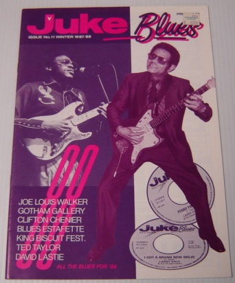 Image for Juke Blues #11, Winter 1987/88