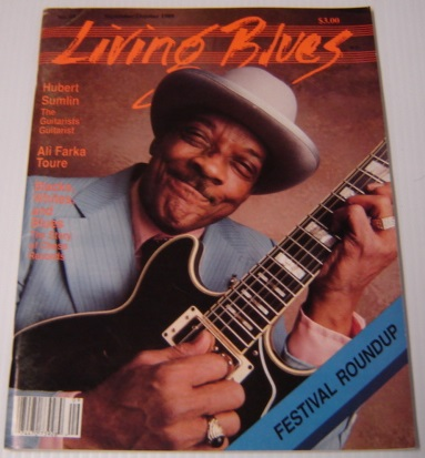 Image for Living Blues, No. 88, September/october 1989: A Journal Of The Black American Blues Tradition