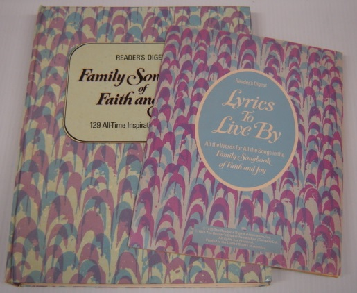 Image for Reader's Digest Family Songbook Of Faith And Joy: 129 All-time Inspirational Favorites With Lyric Booklet